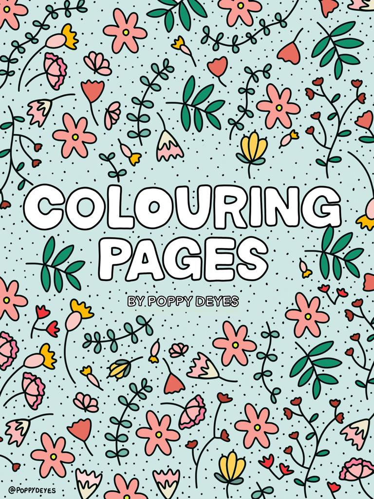 Our floral colouring pack is £5 for 5 pages with all profits going to NHS Charities Together. Find them on the blog now :) 🌸🌸🌸 https://t.co/asuG6EcuI7 https://t.co/F8lYWOuWpB
