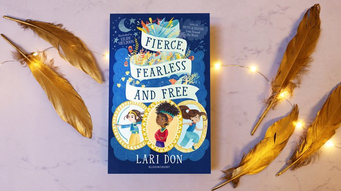 Exciting news! #FierceFearlessAndFree is the @scottishbktrust Book of the Month! AND there's a chance to win your very own copy… https://www.scottishbooktrust.com/book-of-the-month/fierce-fearless-and-free… #kidlit #myths #legends #fairytales #folktales @BloomsburyEd @EilidhMuldoon @FraserRossLApic.twitter.com/luoMlnJ1hI