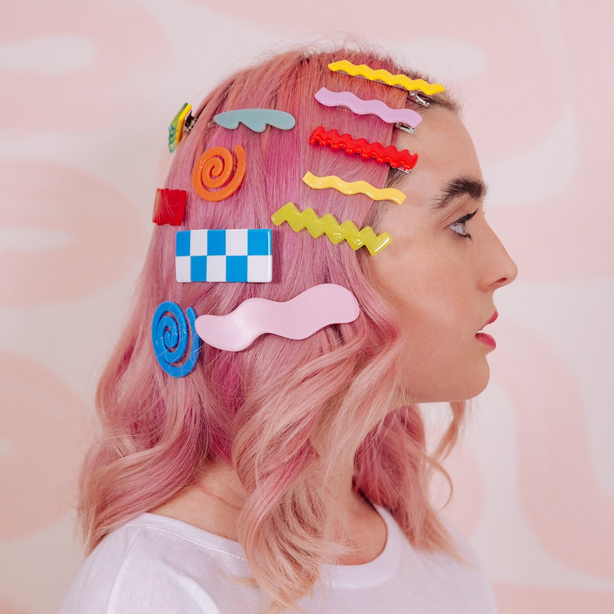 Replying to @YUKFUNWOW: Cute n colourful hair accessories by Chunks