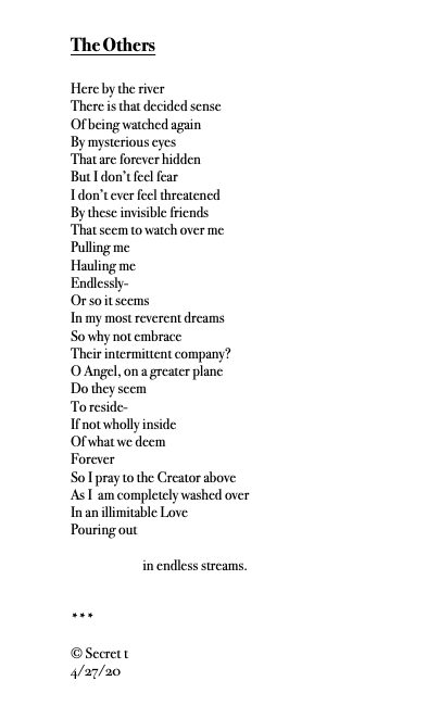 Here's a poem that I just wrote. I hope you like it! xoxo https://t.co/eEQCg4DHS3