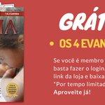 Image for the Tweet beginning: Está de quarentena e está