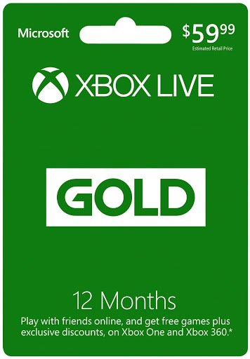 I anybody needs Xbox Live Gold I have 4x 12 month codes for $40 each. Only for US accounts. #xbox #XboxOne #XboxLive #xboxgold #covidsafe https://t.co/zKTFgoh0sE