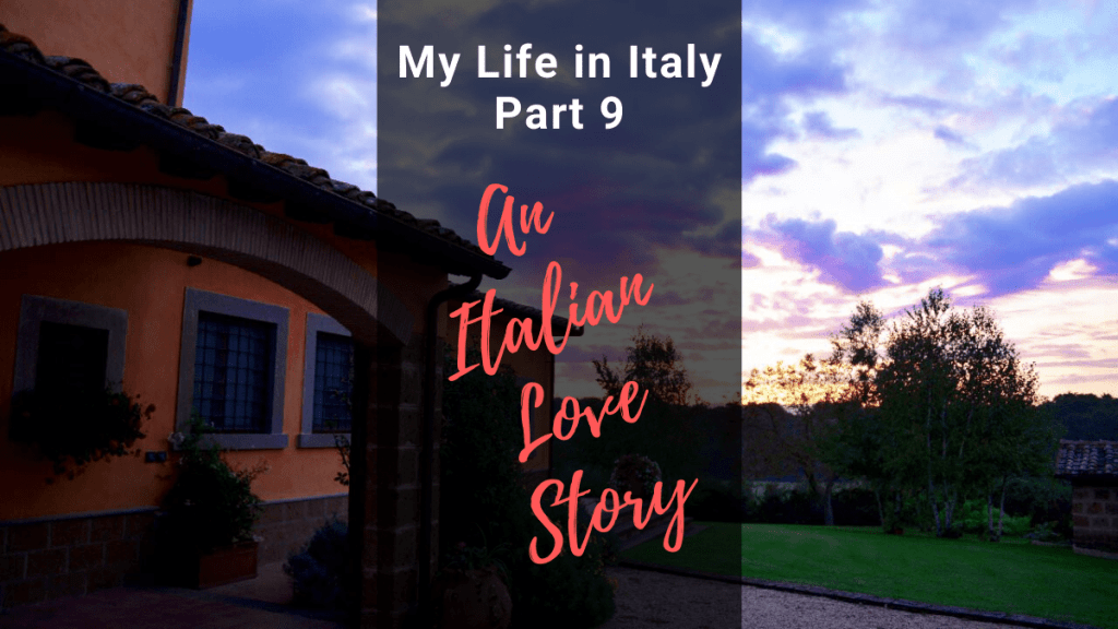"My Life in Italy, Part 9: ""An Italian LoveStory"" https://t.co/CBATQe72Kq https://t.co/jEXQSd7ecB"