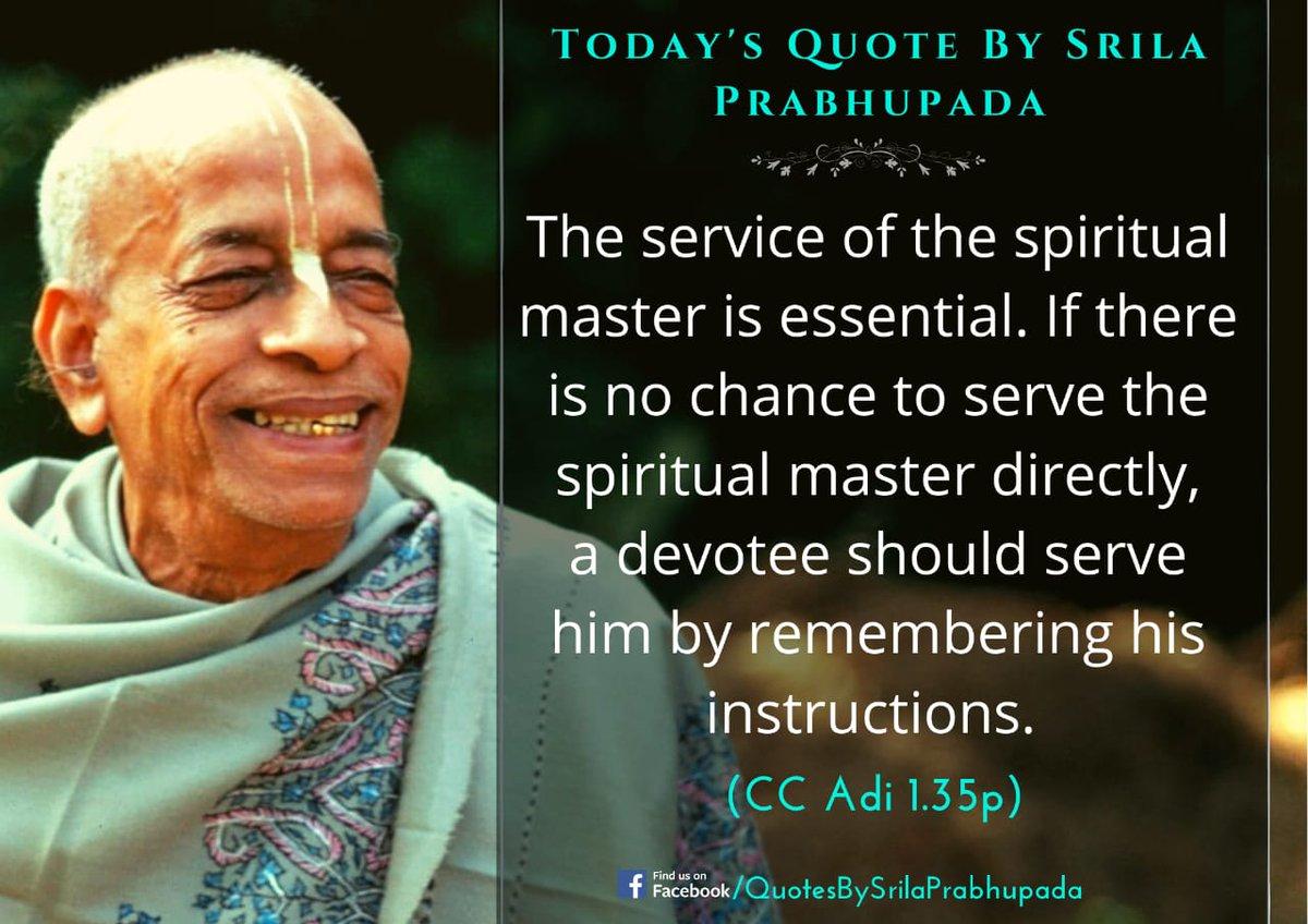 Srila Prabhupada Quotes (@PrabhupadQuote)  Twitter