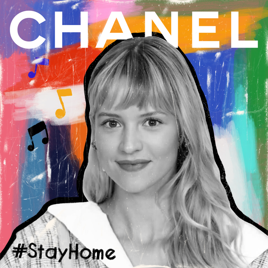 Listen to Angèle's playlist, curated for CHANEL on Apple Music. https://t.co/sjFDuAoFdv #TheSoundofCHANEL  @AppleMusic https://t.co/I717Z4gUr3
