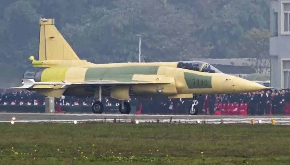 """Defense News Nigeria on Twitter: """"Nigeria's first JF-17 Thunder Block 2  makes its maiden flight in Pakistan. This is from a Pakistani news outlet,  I'm working on the translation but I could"""