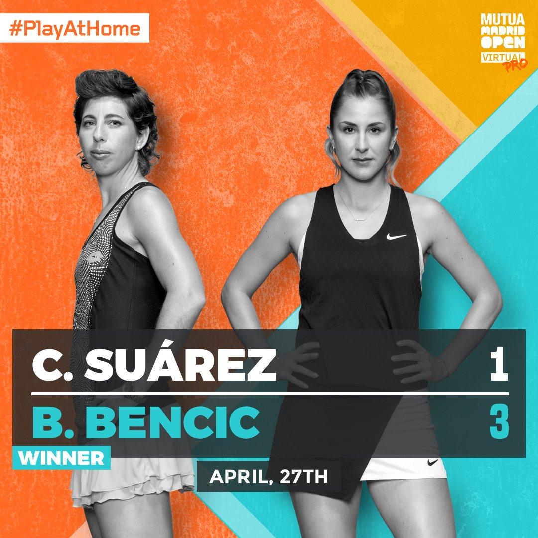 Belinda Bencic @BelindaBencic
