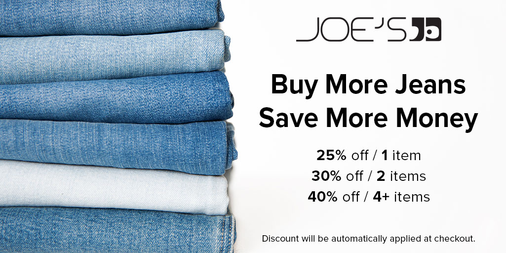 The Buy More, Save More Sale Ends Tonight! Last chance to save up to 40% off.  Shop Now: https://t.co/Gz3Gidco5m https://t.co/njts1bTYXN