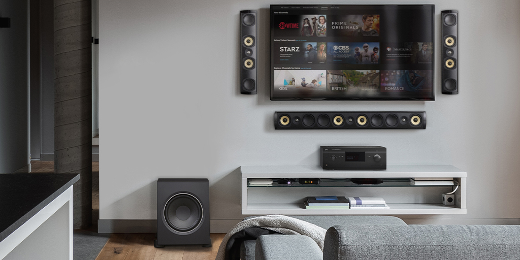 """PSB Speakers on Twitter: """"Bring the heart-pounding bass of a movie theatre  directly into your home with the Alpha S10 subwoofer.  https://t.co/wy4xqfi1sS #PSBSpeakers… https://t.co/zyFKr2FWnH"""""""