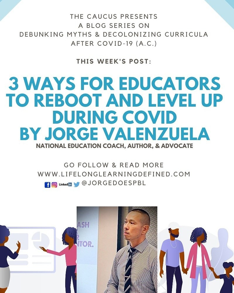 3 Ways for Educators to Reboot and Level Up Practice During COVID-19 andredaughty.org/2020/04/27/3-w…
