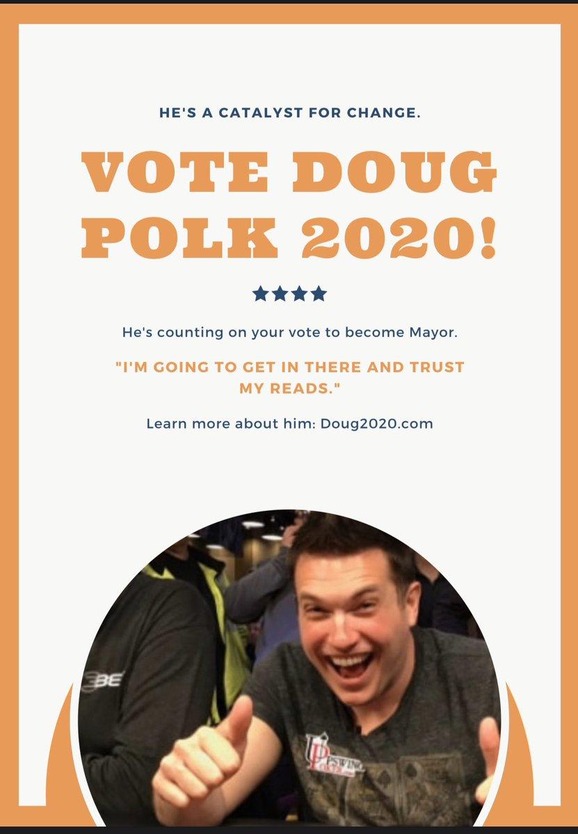 @MikeMcDonald89 @DougPolkVids #doug2020
