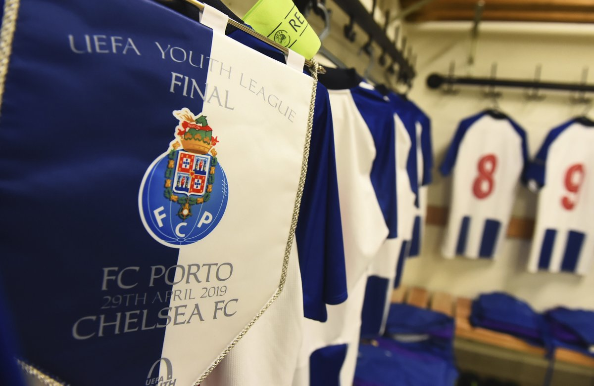 1 year ago today⏪  @FCPorto took on @ChelseaFC in the #UYL final - a first title for Porto or a third for Chelsea?🏆 https://t.co/Oz58b5bNV6