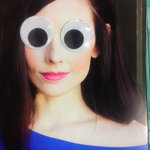 Image for the Tweet beginning: My, what big eyes you