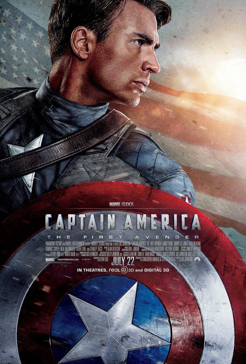 Marvel Espana On Twitter Capitan America El Primer Vengador Vs Vengadores Endgame Cual De Estos Dos Posters Del Capi Es Tu Favorito