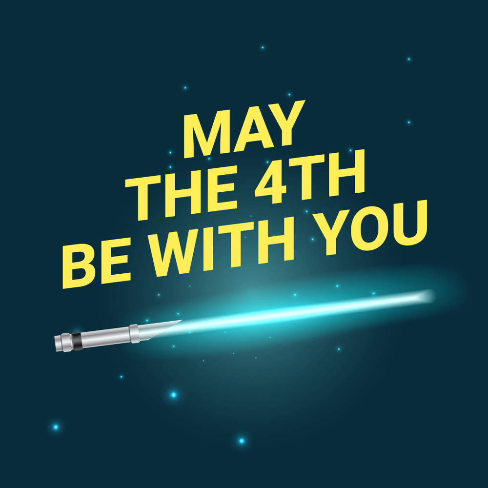 Simcoe County District School Board On Twitter Happy May The Fourth To All The Star Wars Fans Today Maythe4thbewithyou