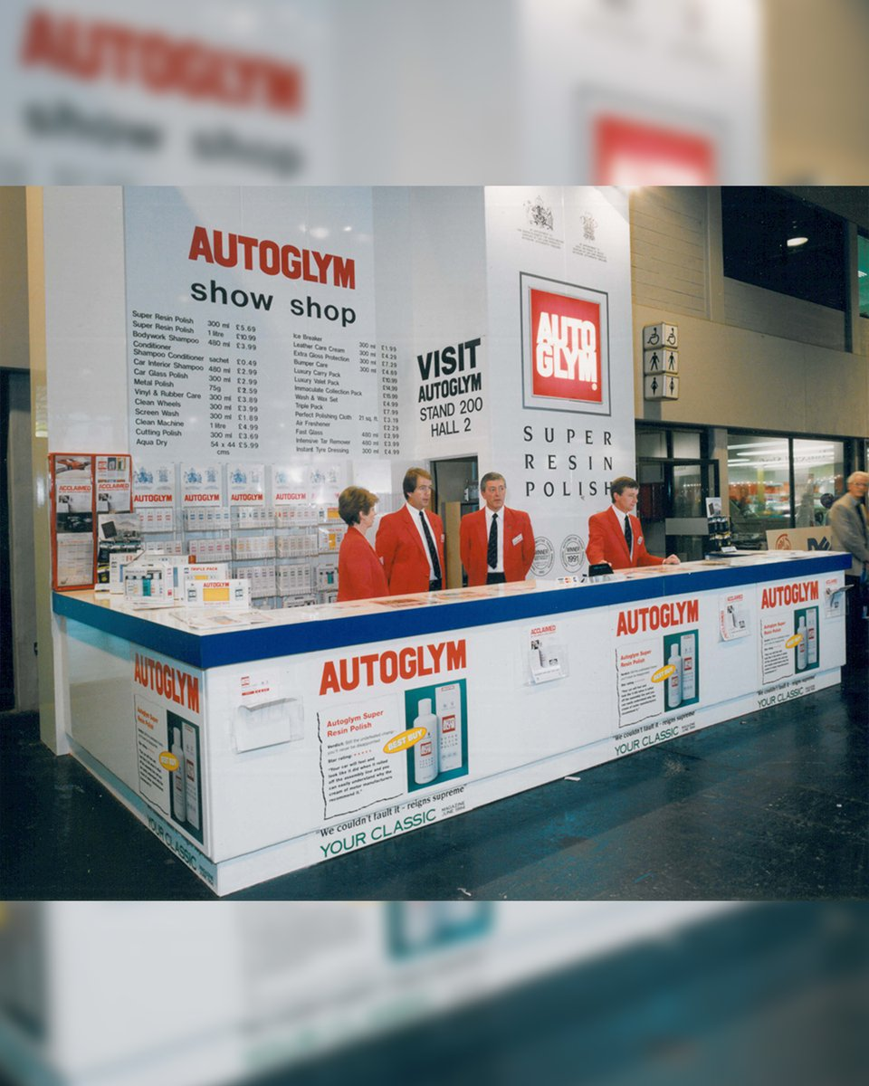 A quick trip down memory lane!  #autoglym #staycleanstaysafe #autoglymuk #wheels #tyres #fitment #cleancar #cardetailing https://t.co/s3qOtYIUcH