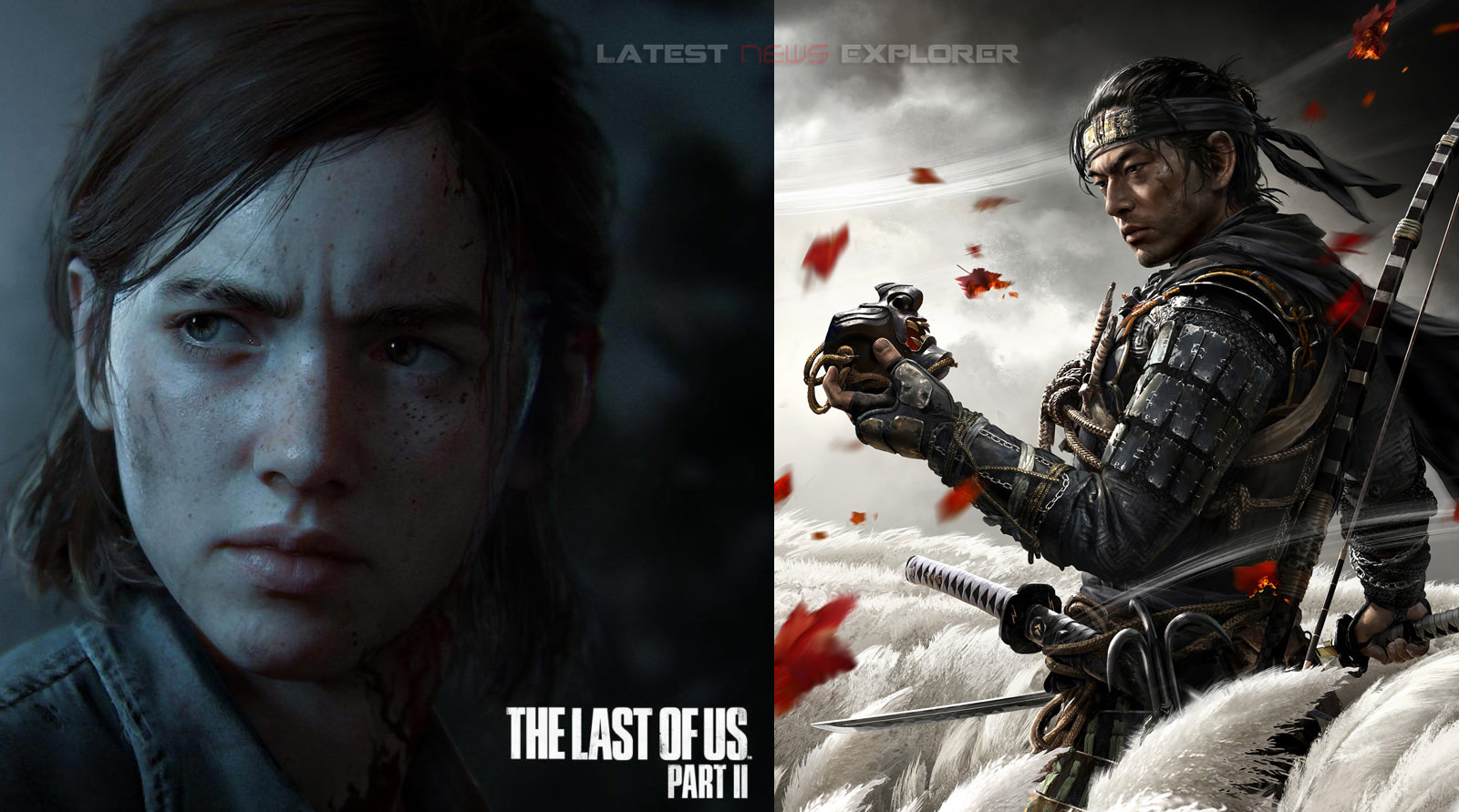 The Last of Us Part II & Ghost of Tsushima Gets New Release Dates