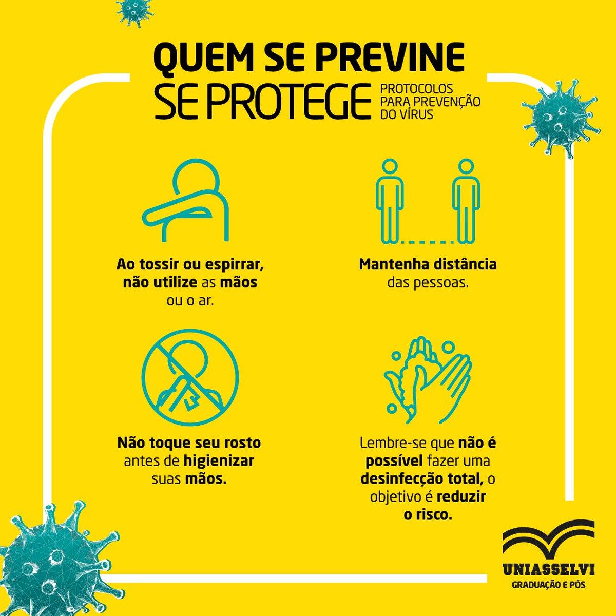 Regras básicas que não podemos esquecer para prevenção do COVID-19.  #prevenção #proteção #riscos #Laveasmãos https://t.co/NcWCkrMJRl