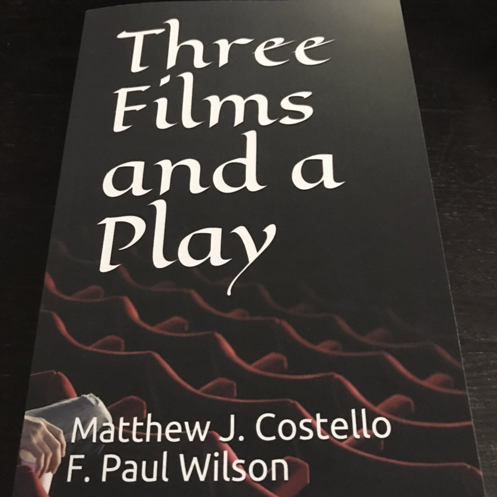 My copy just showed up. Can't wait to dive in. twitter.com/fpaulwilson/st…