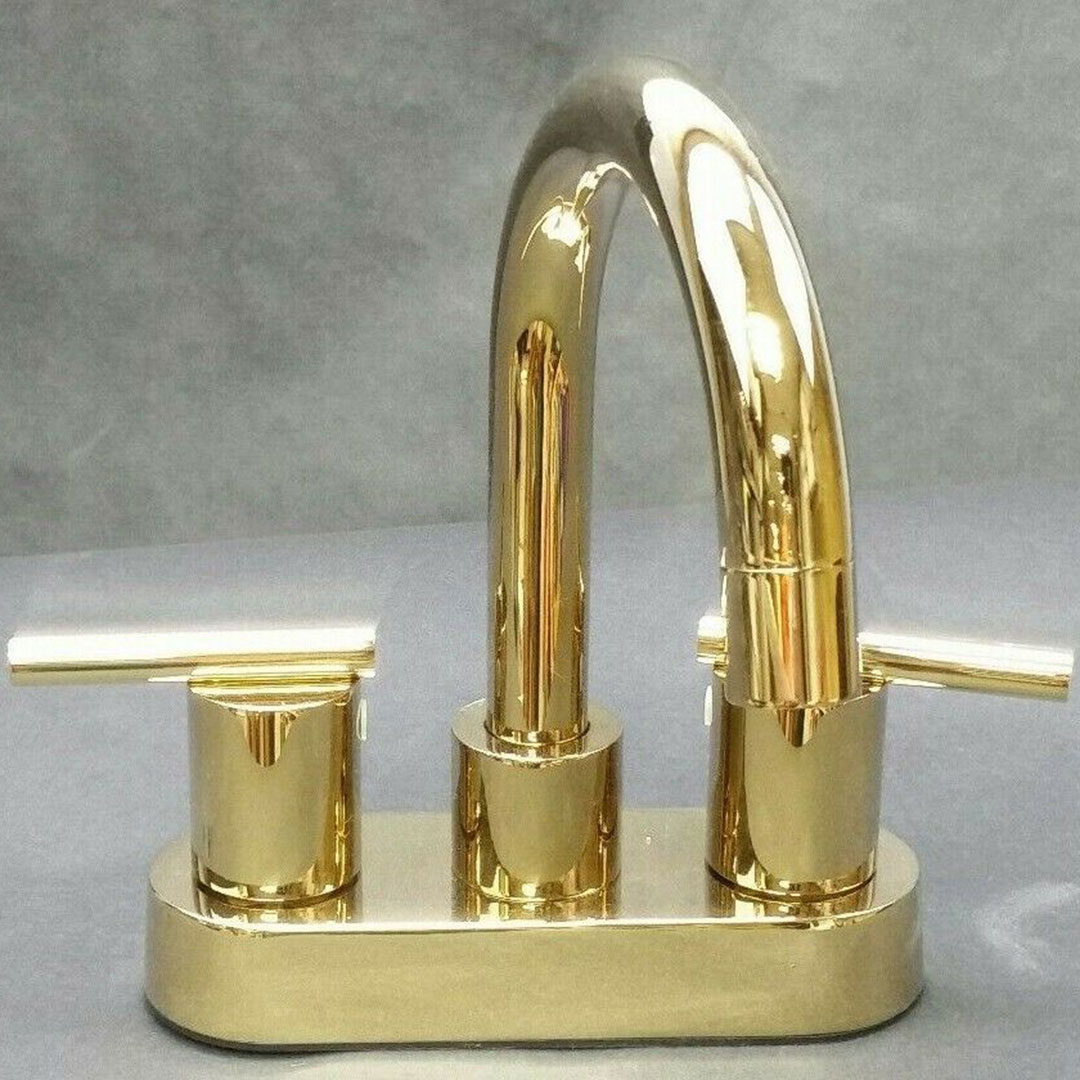 Community Forklift On Twitter Check Out This New Never Installed Polishedbrass Signature Lindo Bathroomfaucet It S Listed In The Communityforklift Ebay Store And You Can Choose Shipping Or Free Low Contact Loading Dock Side Pickup Https T