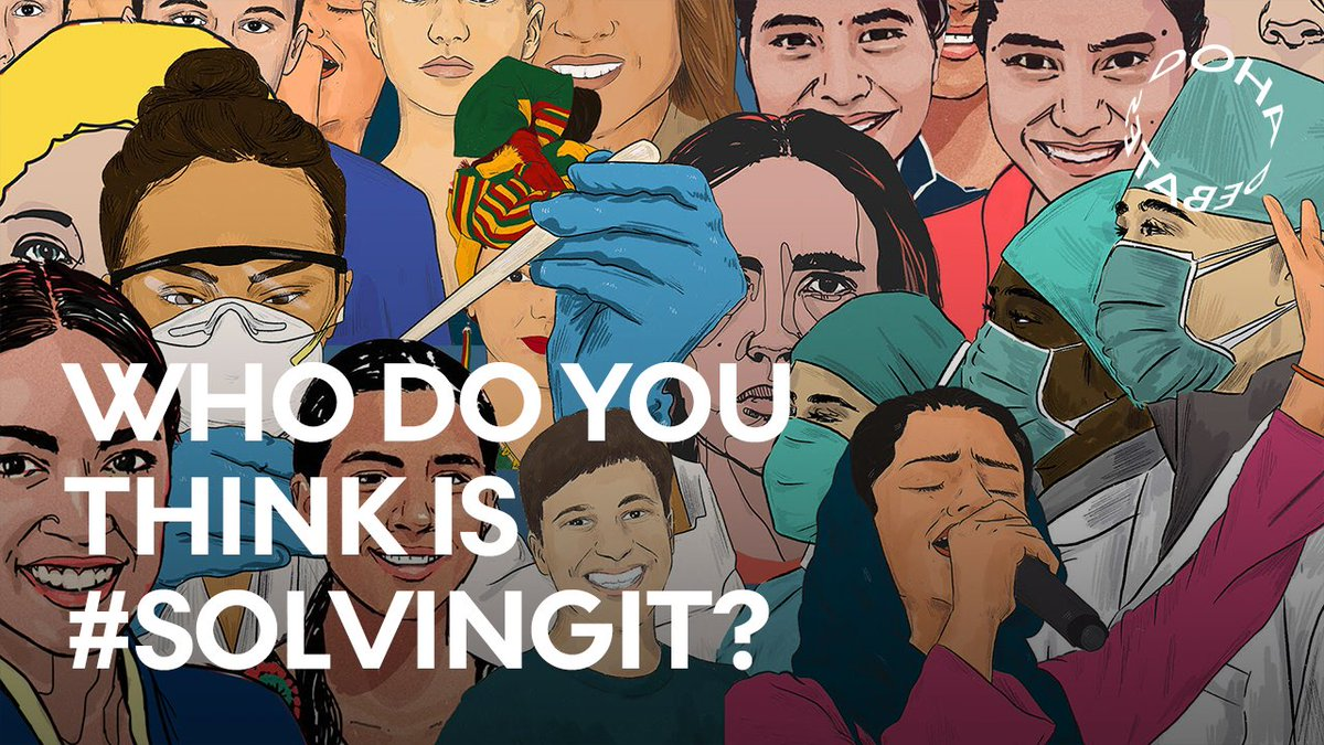 From banning plastic bags to inventing new gadgets, our Instagram #SolvingIt series celebrates the next generation of leaders whose vision and work inspire hope and real change.  Who do you think is #SolvingIt? Let us know 👉 https://t.co/QkR7KVFjcy https://t.co/t3V8cVJ8KB