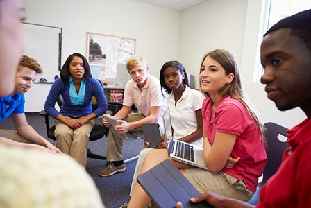 Guided Discussions: How to Direct and When to Disappear bit.ly/2KG1e1i @BerkeleyPrep #ITmag
