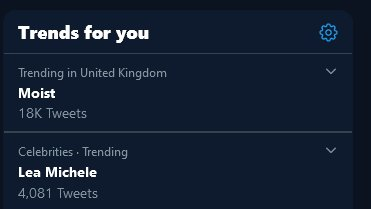 .@Roxxy_Sweet  Dunno why it's trending in the UK - but I thought of you! 🤣 https://t.co/YpEBLeEDXb