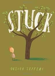 Stuck. #QuarantineABook No change needed.