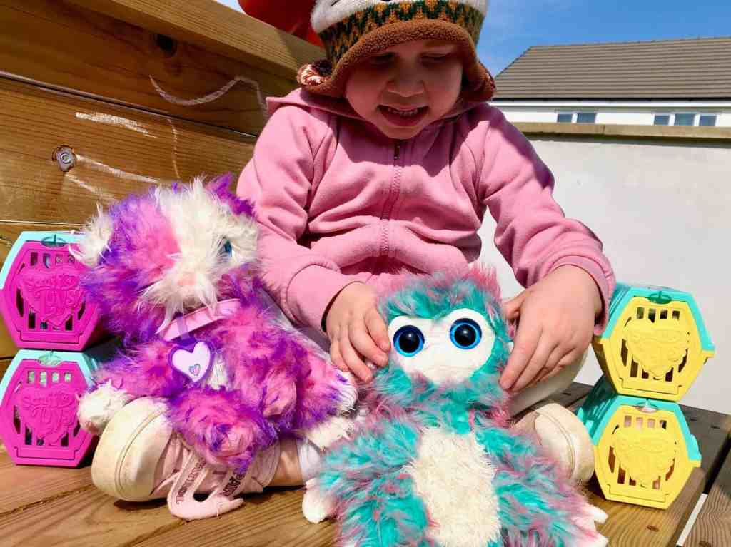 (AD-Gifted) Scruff-a-Luvs in Spring: Jungle, Friends and Spring Babies - Welcome To The Rescue Centre @ScruffALuvs #SaveaScruff #Kidstoys #ToyReview #moosetoys #scruffaluvs