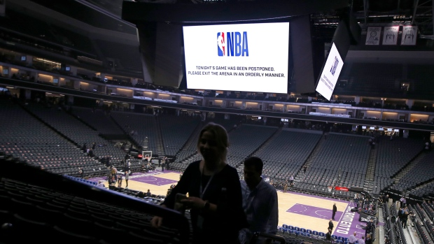NBA pushes plan to reopen facilities until May 8 at earliest