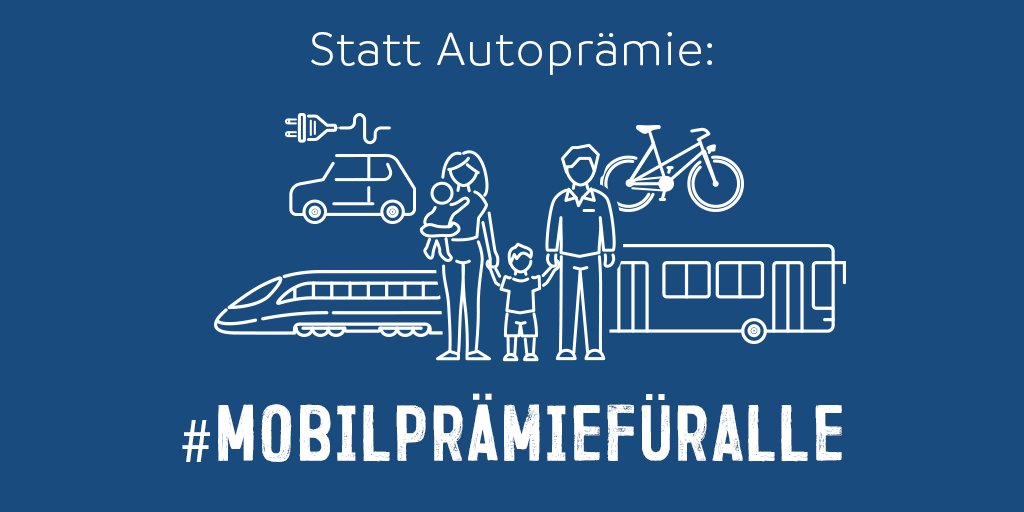 Autogipfel – #MobilPrämieFürAlle