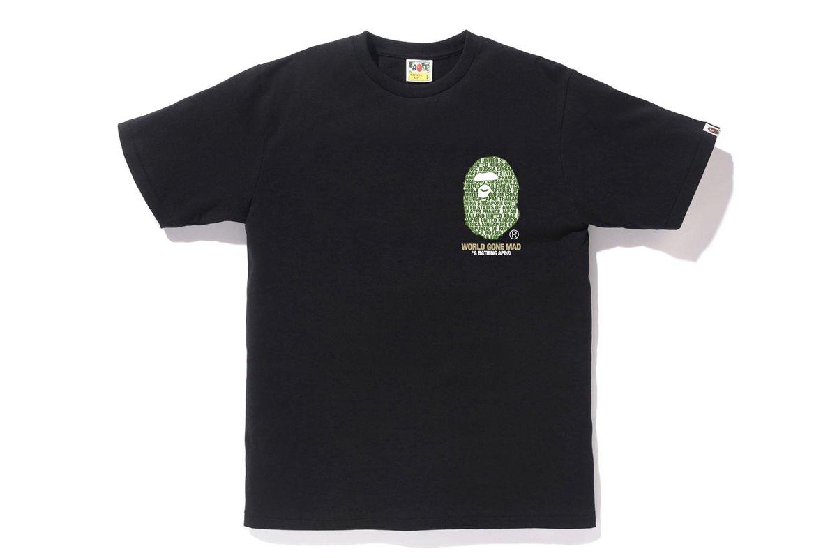 2020 A Bathing Ape Bape Kids Boy Girls Bear Camo T-Shirt Tops Summer Tee 3 style