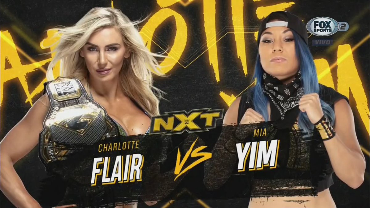 WWE NXT Preview For Tonight: North American Title Match, Charlotte Flair In Action, Drake Maverick