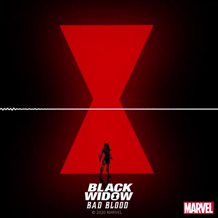 Warning: Dont play with spiders. @Marvels #BlackWidow Bad Blood. Narrated by @sarahnatochenny. Listen now 🕷️serialbox.com/blackwidow