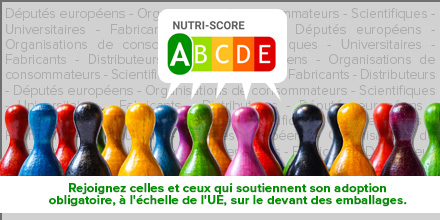 Aux côtés de près de 40 parties prenantes, nous appelons la @EU_Commission à reconnaître le #NutriScore comme l'#étiquetage #nutritionnel officiel et obligatoire au sein de l'#UE. #NutriScoreNow #Farm2Fork #alimentation @Food_EU  👉 https://t.co/4j8M2DhFlK https://t.co/aGT6hyxT85