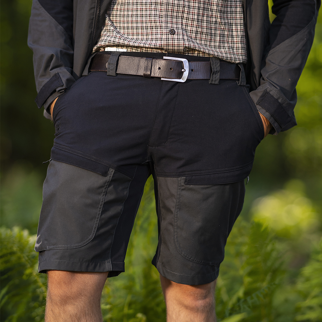 Deerhunter Strike shorts are made for outdoor activities where you need good mobility and comfort. Available in 3 colors 👇  https://t.co/IhuyVxUCIX  #Deerhunter #shorts #outdoorclothing #outdoorshorts https://t.co/VriqCLYN0E