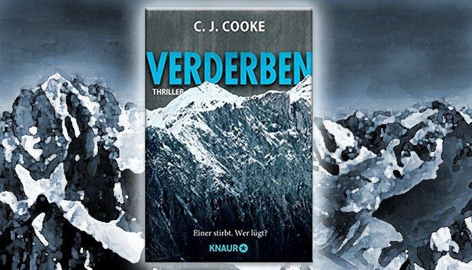 C.J. Cooke: Verderben
