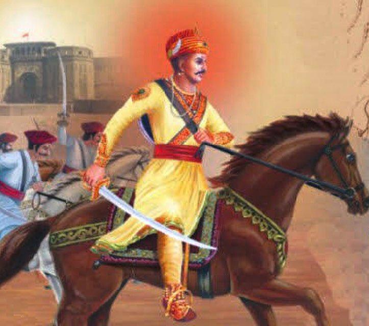 राष्ट्रभक्ति को ही पूजा समझने वाले बाज़ीराव पेशवा की पुण्यतीथी के अवसर पे भावपूर्ण श्रधांजलि  #warrior #greatwarrior #jaihind #marathawarrior #legendpic.twitter.com/a8Pz4Pdgtr