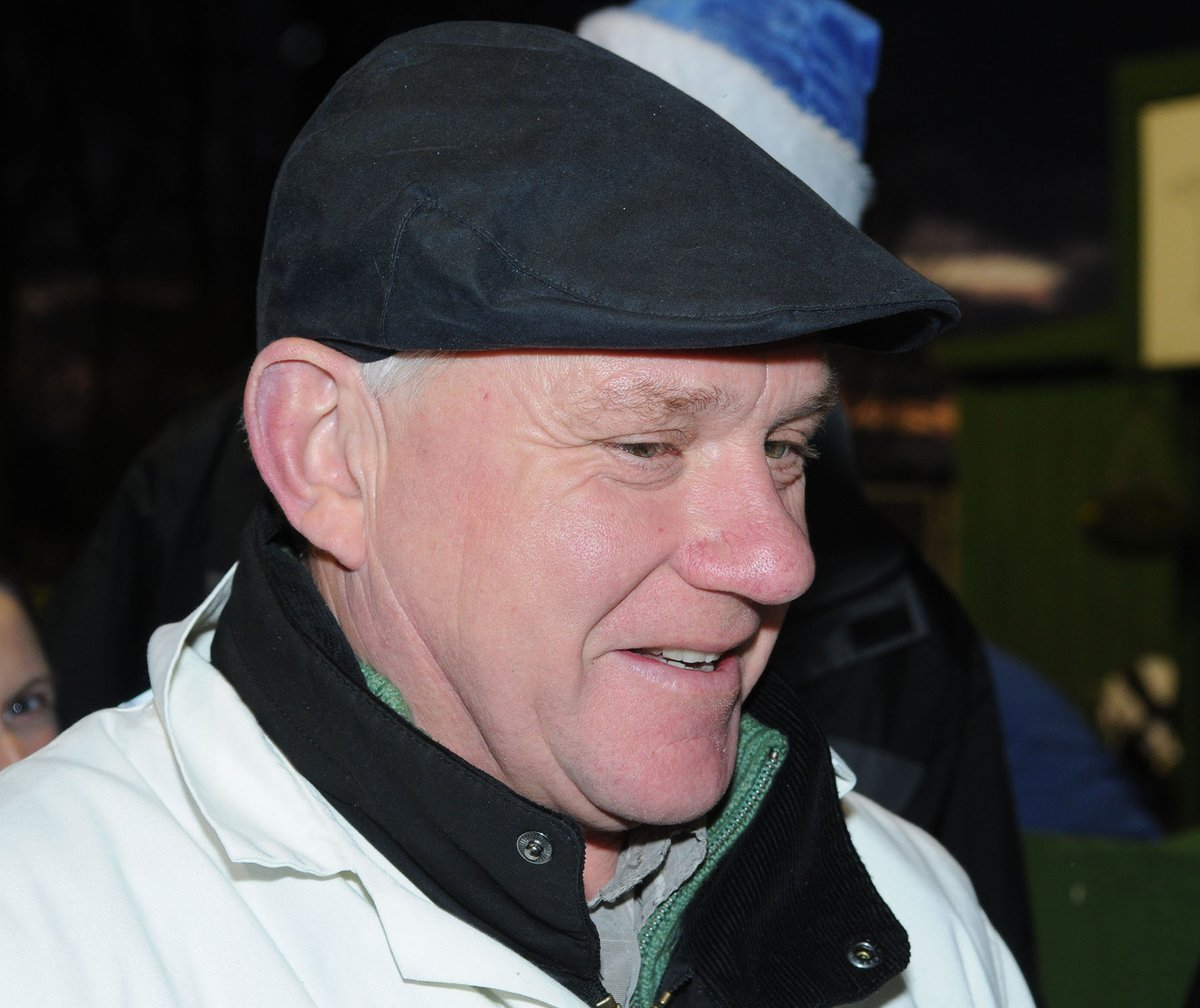 FLASHBACK: 28 April 2017 Tea For Tess does Richard Devenish (pictured) proud at Romford. Towcester plans the Derby's TV coverage. Ed Sheeran's Shape Of You returns to the top of the charts. Story:  @jkgreyhounds @RacingPost @RPGreyhounds