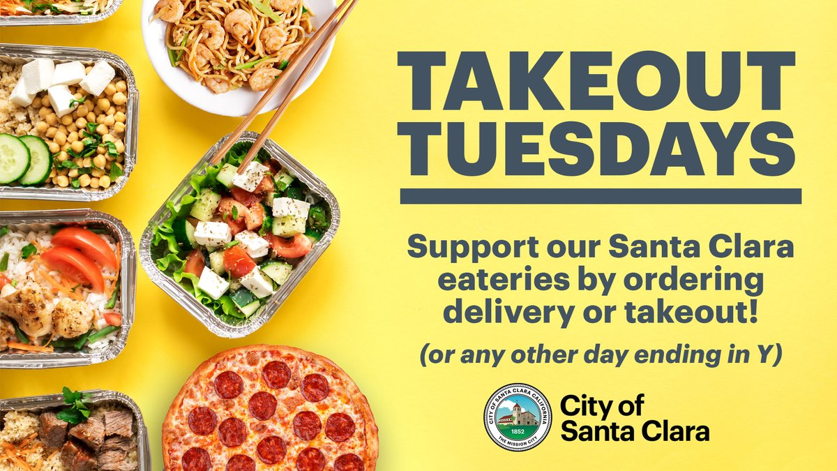 City Of Santa Clara On Twitter Tacos