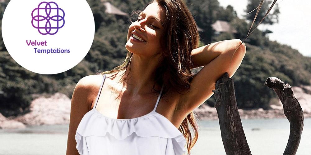 #lingeriedeluxo #modaintima Women's Bikini With Balconette Bra https://velvettemptations.com/womens-bikini-with-balconette-bra/…pic.twitter.com/Y9PR1U0aoo