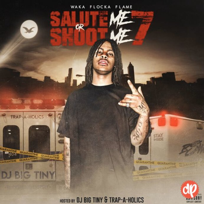 Salute Me Or Shoot Me by Waka Flocka is out now! Listen here: piff.me/f2a0366