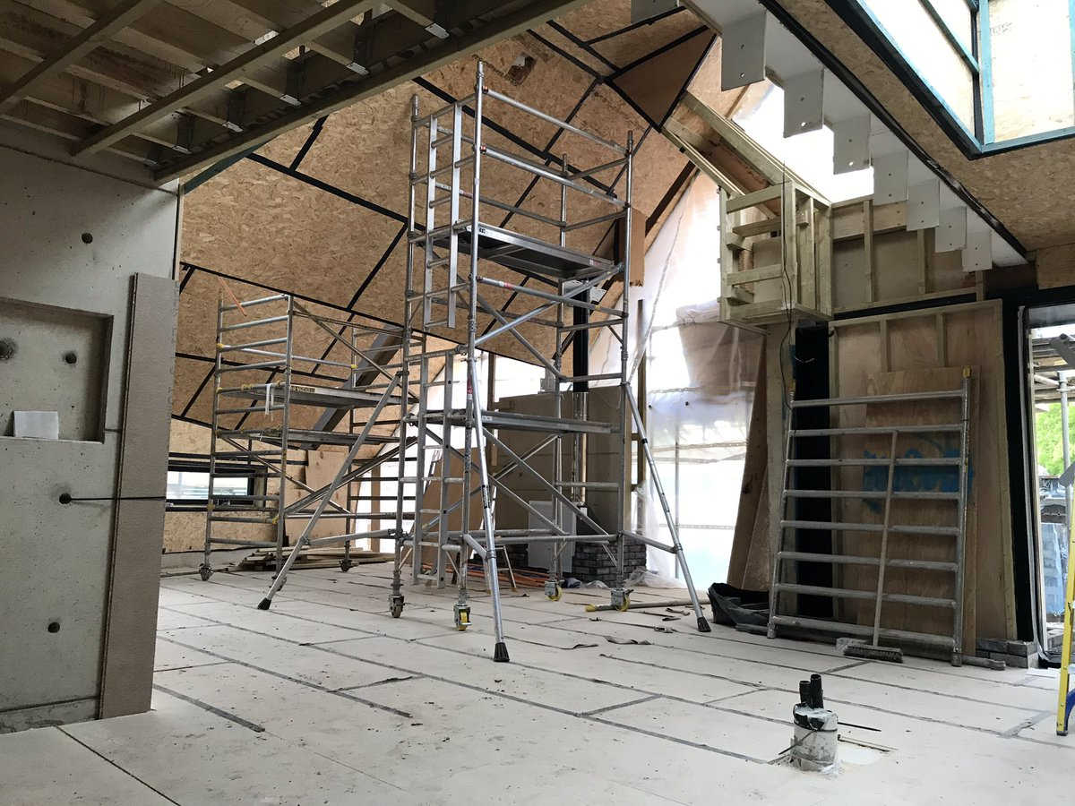 Back on site #TheNewNormal #newbuild #granddesigns  let's see how things progress #takingourtime pic.twitter.com/45DTUMV2mN