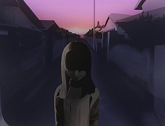 通り 隊 夕闇 探検