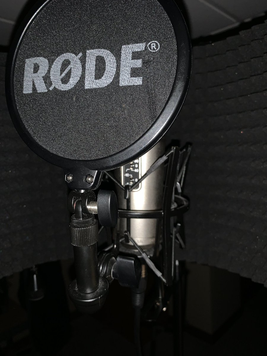 @Arden______ but for mics we have two sm7bs and then this Rode NT