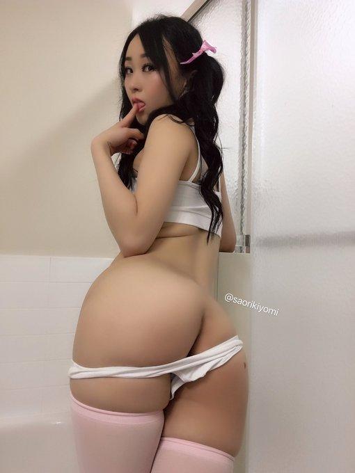 コスプレイヤー沙織(Saori Kiyomi)のTwitter自撮りエロ画像31