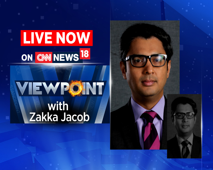 #IndiaFightsCOVID19 | Tune-in to watch #Viewpoint with @Zakka_Jacob live on CNN-News18.pic.twitter.com/sFucm6Ybqk
