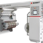 Image for the Tweet beginning: BOBST´s solventless plug and play