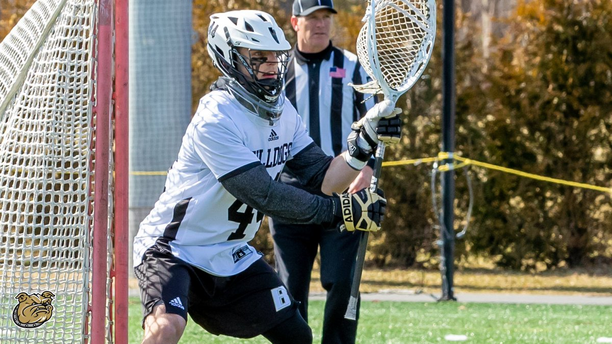 On the day the @necmlax tournament was scheduled to begin, the goal remains the same:  The next 🏆 residing at Beirne Stadium.  #GoBryant   #NECMLax https://t.co/9MeGIN6ATj