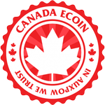 Image for the Tweet beginning: Trade with us Canada eCoin